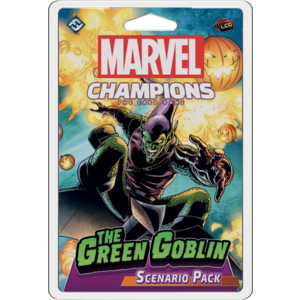 Fantasy Flight Marvel Champions LCG- The Green Goblin Scenario
