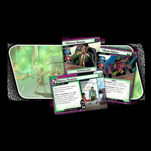 Fantasy Flight Marvel Champions LCG- The Green Goblin Scenario