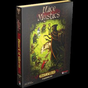 Plaid Hat Games Mice and Mystics Heart of Glorm