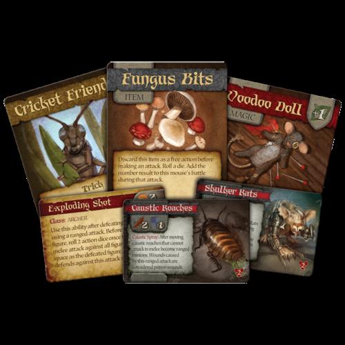 Plaid Hat Games Mice and Mystics  -Heart of Glorm