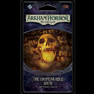 Fantasy Flight Arkham Horror LCG- The Unspeakable Oath Mythos Pack