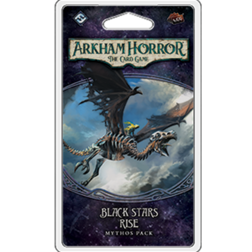 Fantasy Flight Arkham Horror LCG- Black Stars Rise