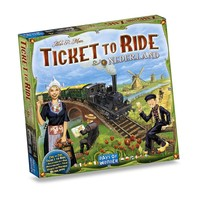 PREORDER - Ticket to Ride - Nederland exp. (MEI 2021)