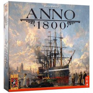 999 Games PREORDER - Anno 1800 NL (JUNI 2021)