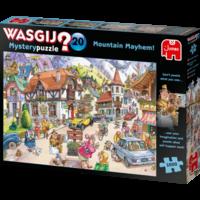 Wasgij Mystery 20 - Vakantie in de Bergen (1000)