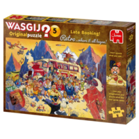 Wasgij Retro Original 5 - Last-Minute Booking! (1000)