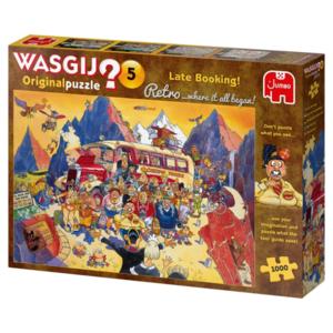 Jumbo Wasgij Retro Original 5 - Last-Minute Booking! (1000)