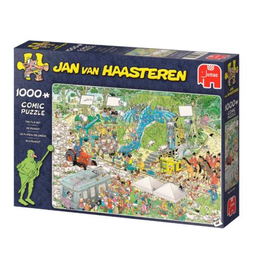 Jumbo De Filmstudio's - Jan van Haasteren (1000)