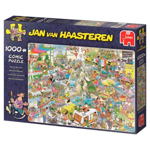 Jumbo De Vakantiebeurs - Jan van Haasteren (1000)
