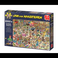 De Speelgoedwinkel - Jan van Haasteren (1000)