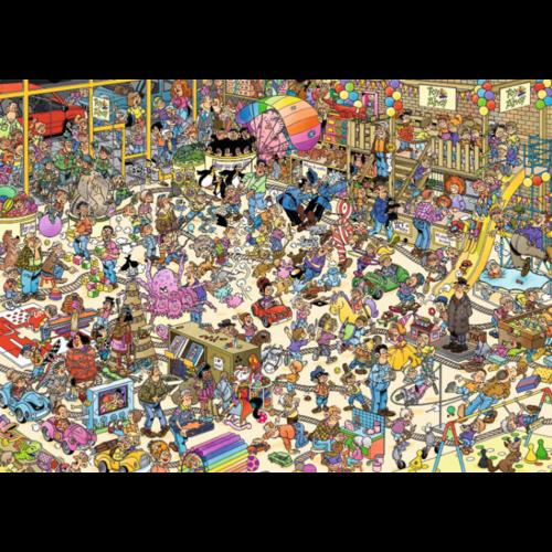 Jumbo De Speelgoedwinkel - Jan van Haasteren (1000)