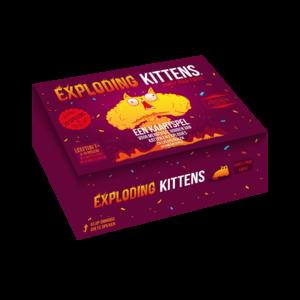 - Exploding Kittens NL Party Pack