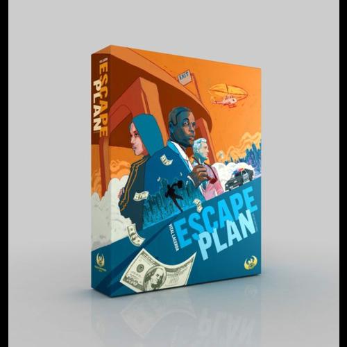 Eagle Games Escape Plan
