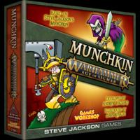 Munchkin Warhammer- Age of Sigmar
