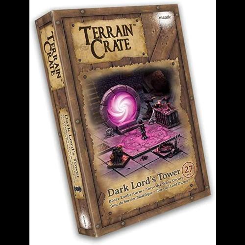 Mantic TerrainCrate- Dark Lord's Tower