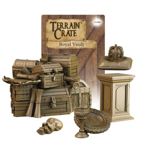 Mantic TerrainCrate- Royal Vault