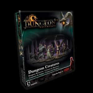 Mantic TerrainCrate- Dungeon Essentials Dungeon Creatures