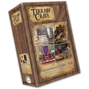 Mantic TerrainCrate- Adventurer's Crate