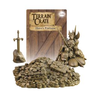Mantic TerrainCrate- Hero's Fortune