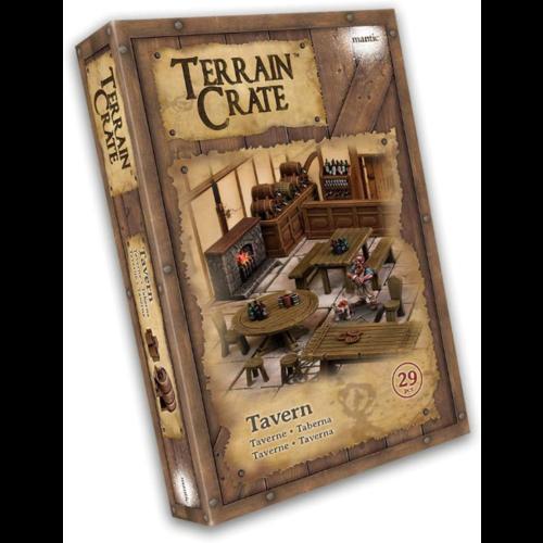 Mantic TerrainCrate- Tavern