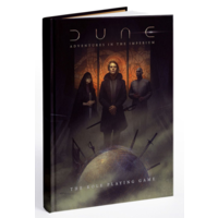 PREORDER- Dune Adventures in the Imperium RPG (JULY 2021)