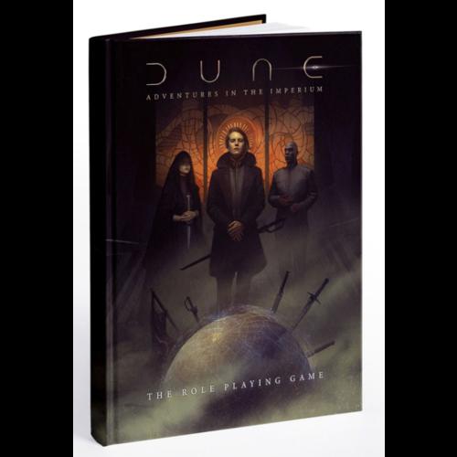 Modiphius PREORDER- Dune Adventures in the Imperium RPG (JUNE 2021)