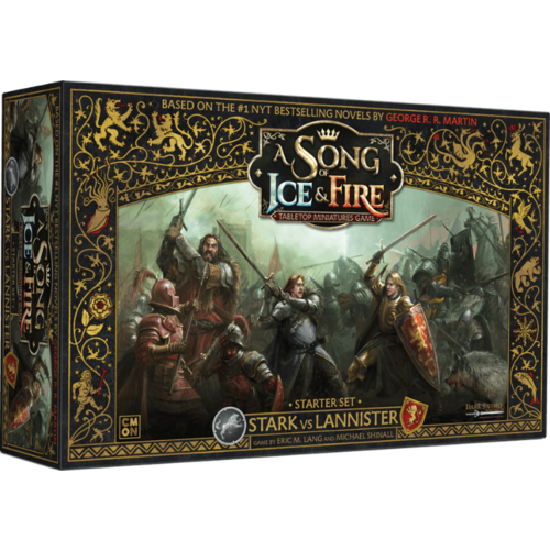 Cool Mini or Not A Song of Ice & Fire- Stark vs Lannistar Starter