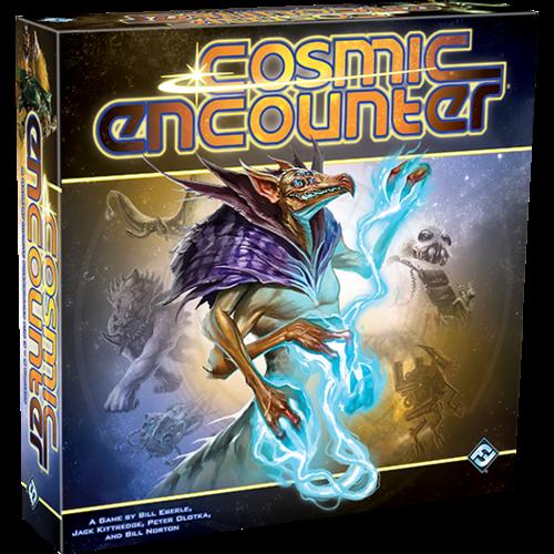 Fantasy Flight Cosmic Encounter ENG
