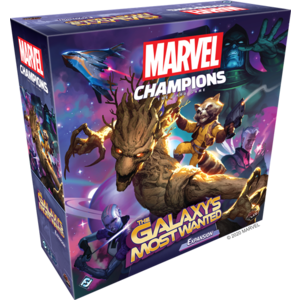 Fantasy Flight PREORDER Marvel Champions LCG- Galaxy's Most Wanted expansion (MAY 2021)