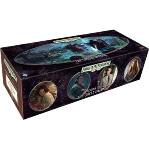 Fantasy Flight PREORDER Arkham Horror LCG- Return to the Circle Undone