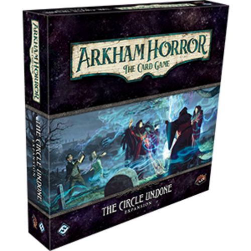 Fantasy Flight Arkham Horror LCG- The Circle Undone