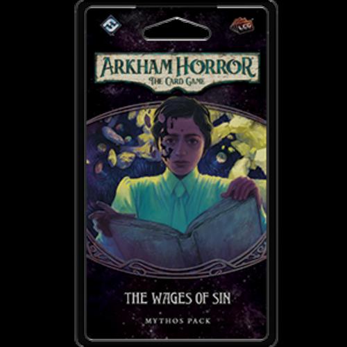 Fantasy Flight Arkham Horror LCG- The Wages of Sin