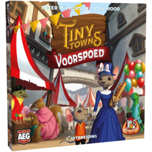 WGG Tiny Towns NL- Voorspoed exp.
