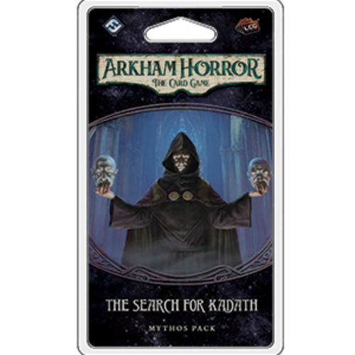 Asmodee Arkham Horror LCG- The Search for Kadath