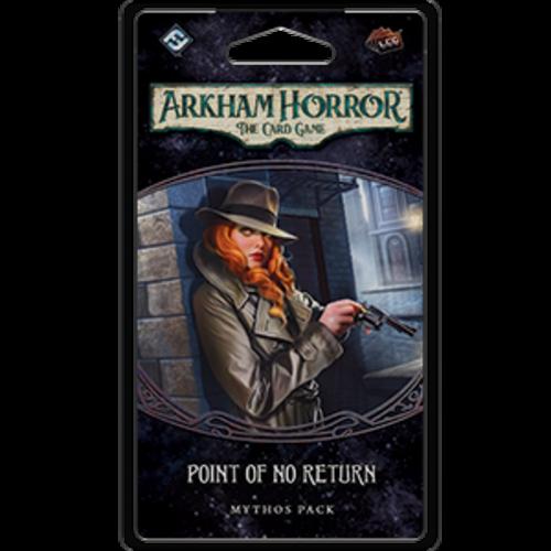 Fantasy Flight Arkham Horror LCG- Point of No Return