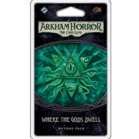Arkham Horror LCG- Where the Gods Dwell