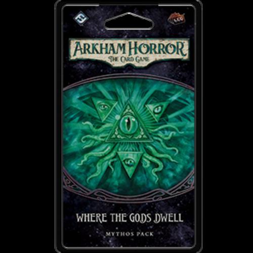 Fantasy Flight Arkham Horror LCG- Where the Gods Dwell