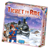 Ticket to Ride ENG- Nordic Countries