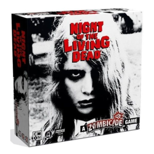 Cool Mini or Not Zombicide- Night of the Living Dead
