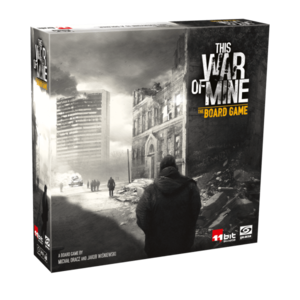 Asmodee This War of Mine the Board Game