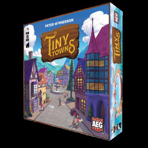 AEG Tiny Towns ENG