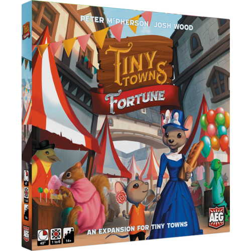 AEG Tiny Towns ENG- Fortune exp.