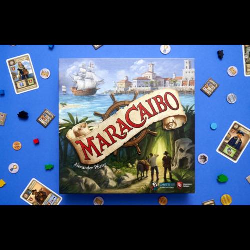 Capstone Games Maracaibo ENG