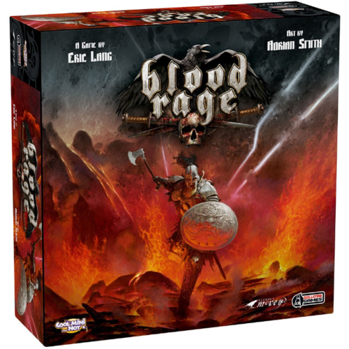 Cool Mini or Not Blood Rage