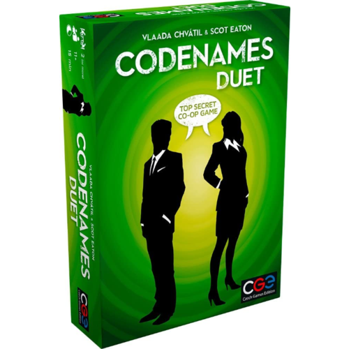 Czech Games Edition Codenames ENG- Duet