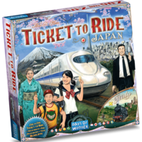 Ticket to Ride- Japan & Italy exp.