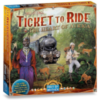 Ticket to Ride- The Heart of Africa exp.