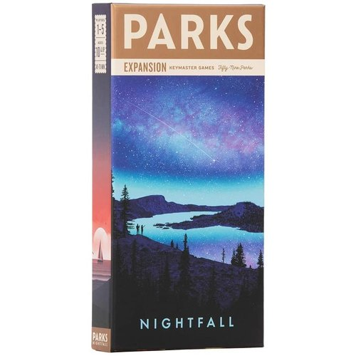 - Parks - Nightfall expansion
