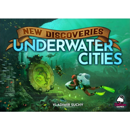 Rio Grande Games Underwater Cities- New Discoveries expansion