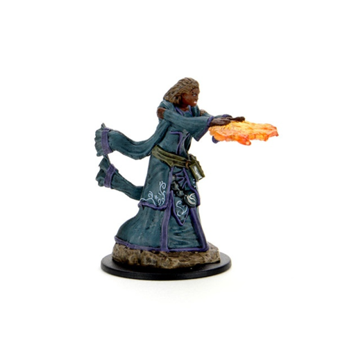 D&D Icons of the Realms Premium Figures: Human Wizard Female